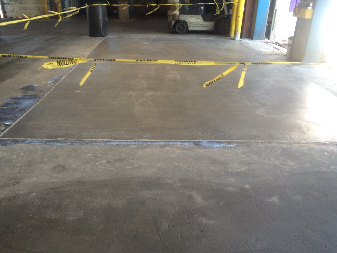 Accurate Concrete Repairs - FedEx